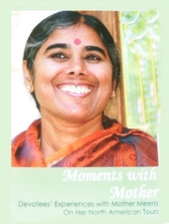 Moments with Mother Meera book