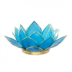Lotus Tea Light Holders