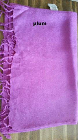 Pashmina shawl: child's