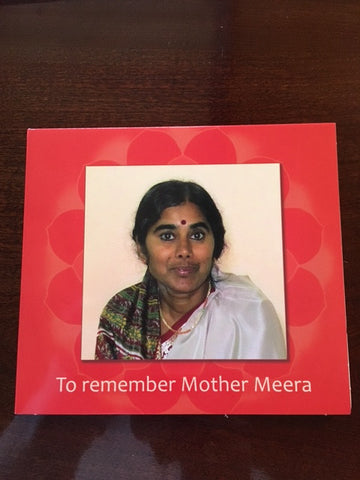 CD: To Remember Mother Meera