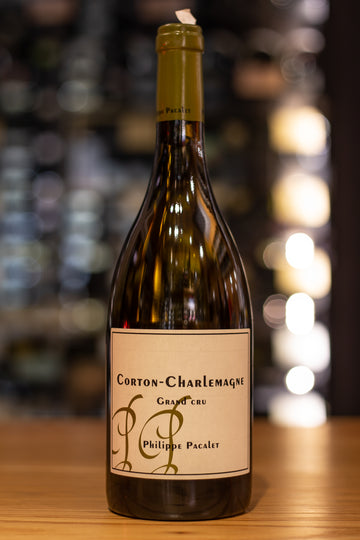 2015<p>Philippe Pacalet<p>Corton Charlemagne Grand Cru<p>白酒<p><a href=