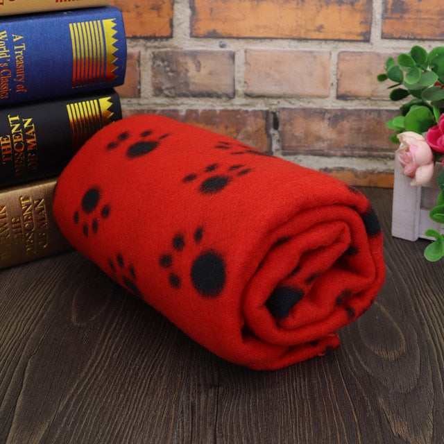 The Dog Fleece Blanket