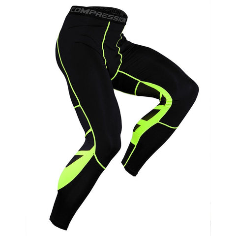 Herre compression leggings