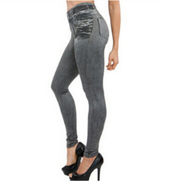 Leggings som jeans