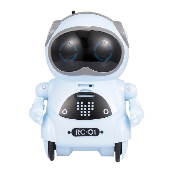 RC Robot 939A Pocket Robots Talking Interactive Voice Recognition Record Singing Dancing Telling Story Mini Toys for Children