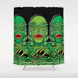 Creature Feature Shower Curtain