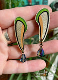 Creech's Claw Earrings
