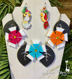 Aloha Blossom Necklace - White and Multi