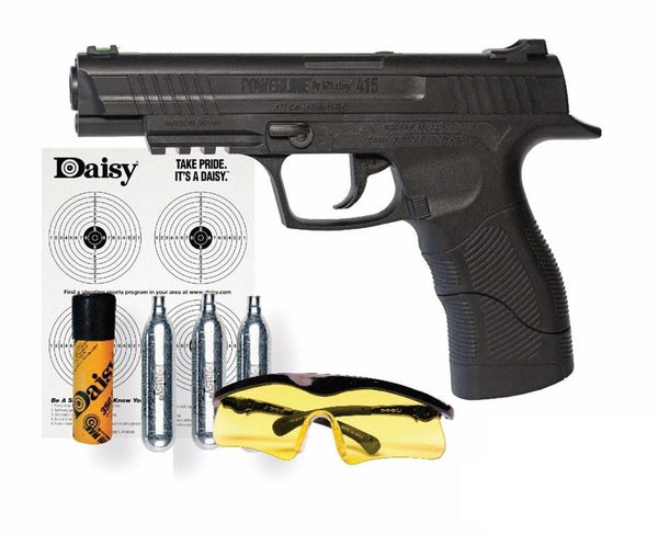 PISTOLA DAISY POWER LINE 415 DISPLAY BALIN CAL. 4,5 - NEW MODELS
