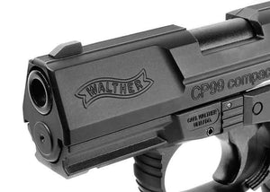 PISTOLA WALTHER CP99 COMPACT - BLOWBACK