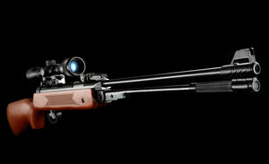 RIFLE WF600 (MADERA) / RESORTE