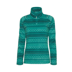 POLAR ETNICO HALF ZIPPER KANNU WOMEN