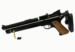 Pistola PP750 PCP Multitiro BLACK MOOSE