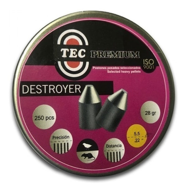 LATA POSTON TEC PREMIUM DESTROYER/CALIBRE  5,5/ 250