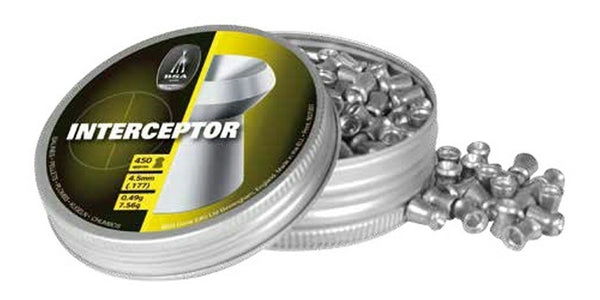 LATA POSTON BSA INTERCEPTOR CALIBRE 5.5 - 250 UNIDADES
