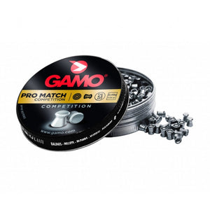 GAMO PRO MATCH COMPETITION CAL. 5,5 MM