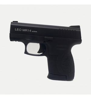 Pistola Fogueo Leo Mr14 Compact / 9 Mm