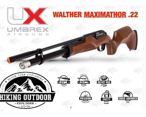 Rifle Walther Pcp Maximathor