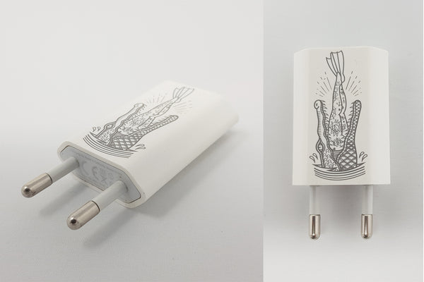 Apple oplader usb