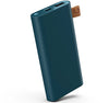 Fresh 'n Rebel powerbank 6000 mAh petrol blue