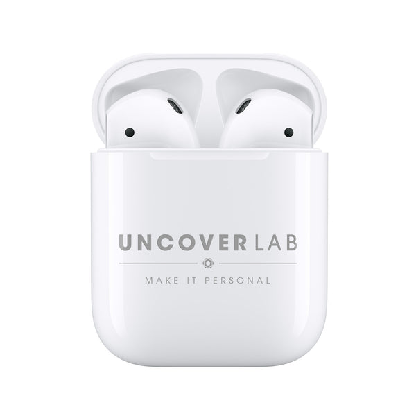 AirPods met oplaadcase