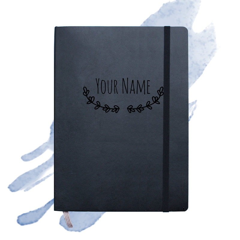 "Moleskine - ""Your name here"""