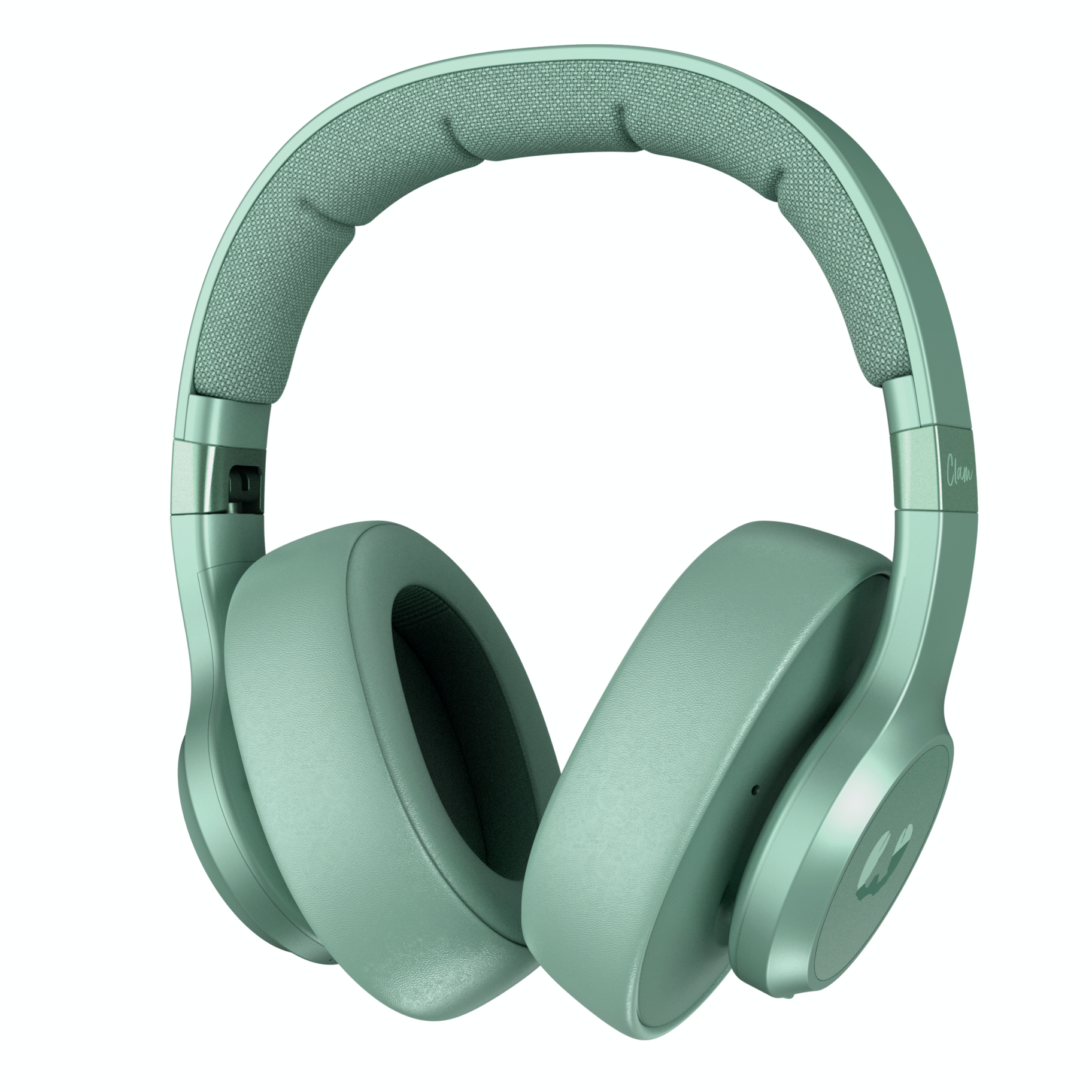 Clam headphones Fresh 'n Rebel misty mint