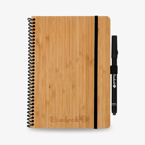 Bambook whiteboard schrift | Hardcover A5