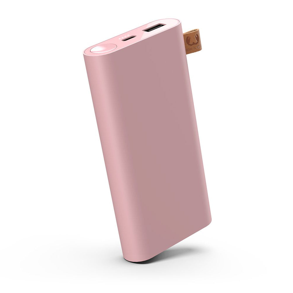 fresh n rebel powerbank dusty pink 12000 mAh