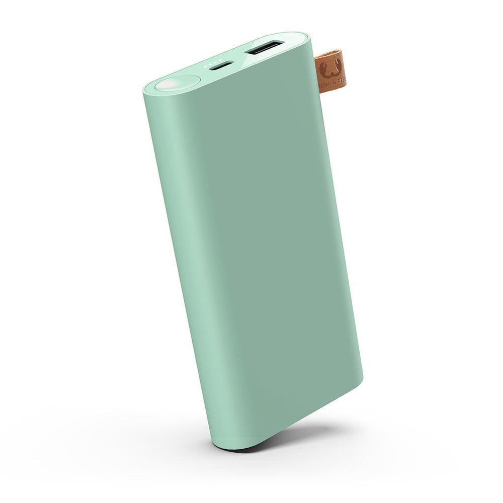 fresh n rebel powerbank 12000 mah misty mint