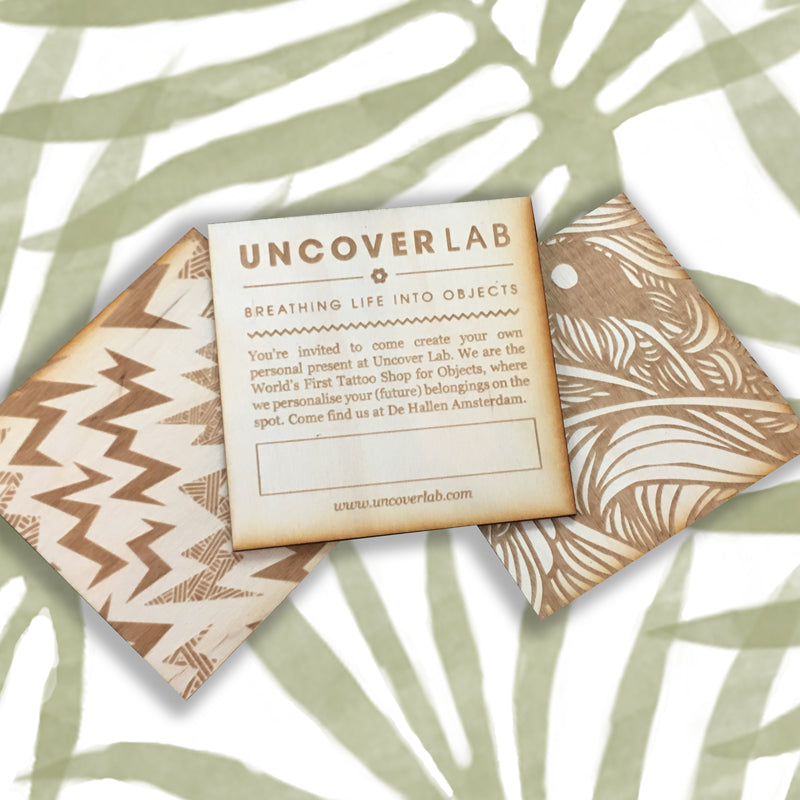 Uncover gift cards