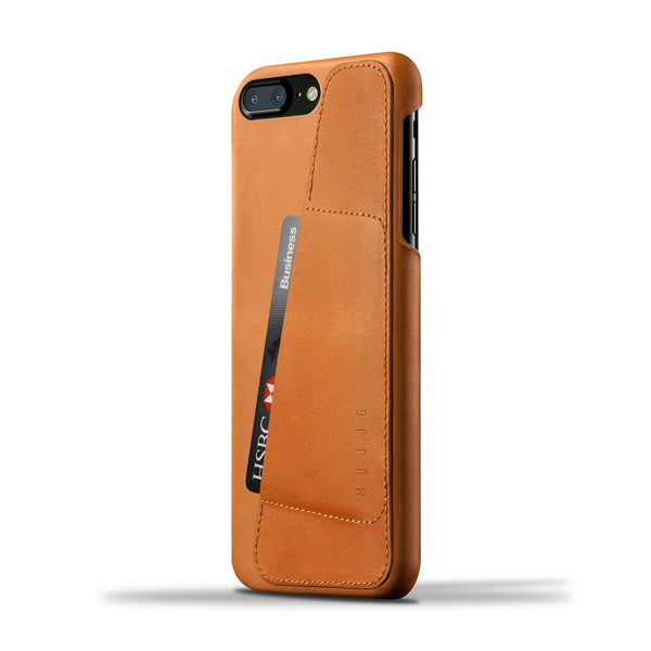 Mujjo wallet case iPhone 7/8 plus