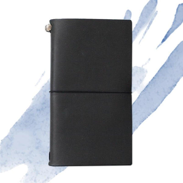 Traveler's Notebook Large Black