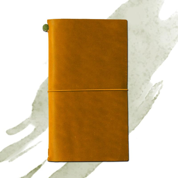Traveler's Notebook Large Camel
