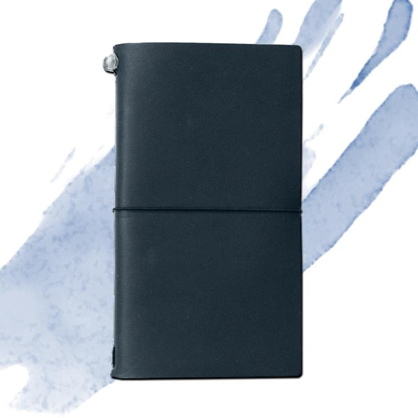 Traveler's Notebook Large Dark Blue