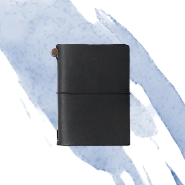 Traveler's Notebook Passport Black