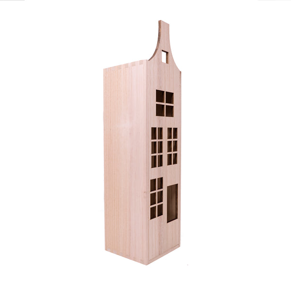 Wine box | Canal house gable