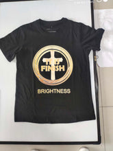 Load image into Gallery viewer, Brightness crew t shirt design