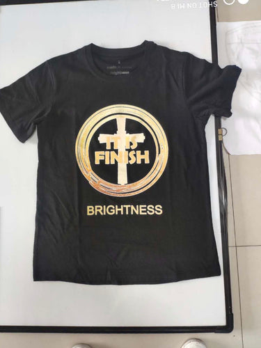 Brightness crew t shirt design