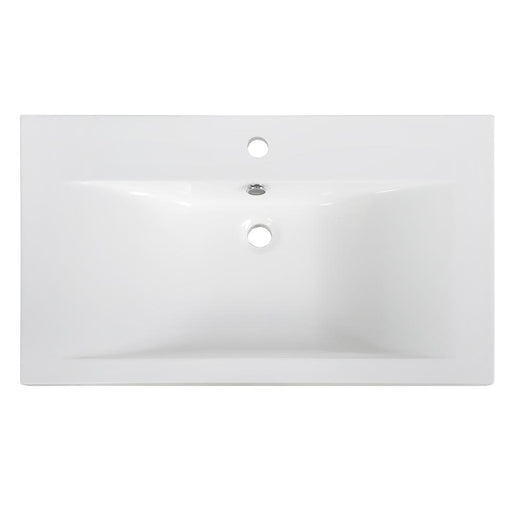 "32"" Solid Surface Resin Streamline K-098-SLSITRC-32 Vanity Top"