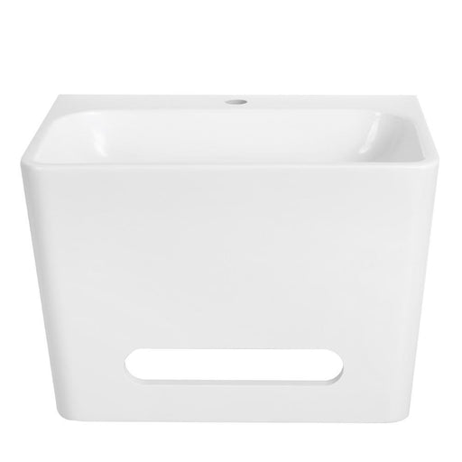 Streamline K-1723-SLSWS-24 Solid Surface Resin Wall Hung Basin