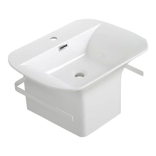Streamline K-2051-SLSWS-24 Solid Surface Resin Wall Hung Basin
