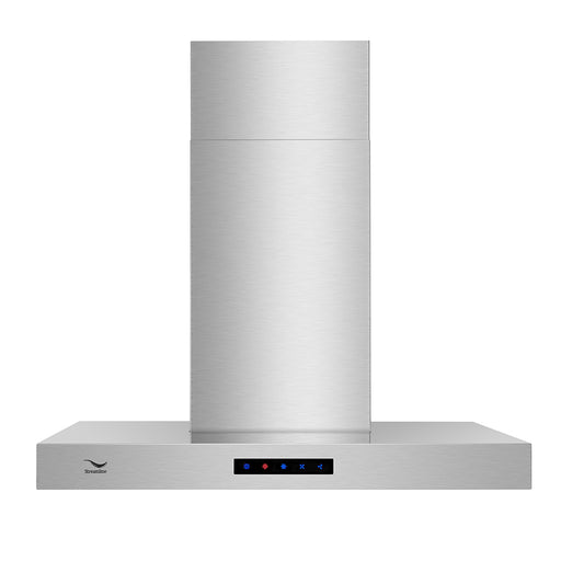 30'' Streamline S-140-WSMF-30 Convertible Wall Mount Kitchen Range Hood