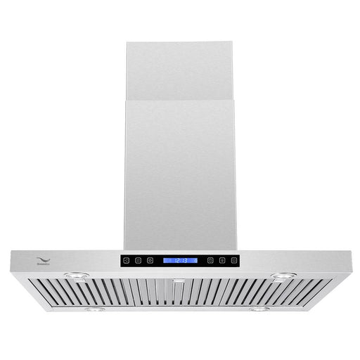 30'' Streamline S-200-ISBFL-30 Ducted Island Kitchen Range Hood