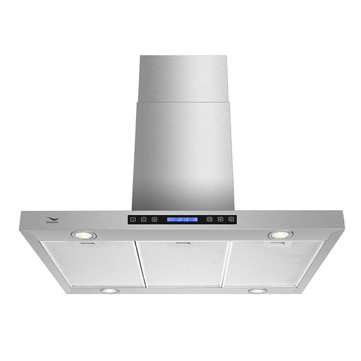 30'' Streamline S-200MSH-30 Convertible Island Kitchen Range Hood