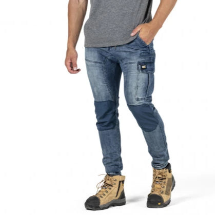 Cat Dynamic Denim Pant