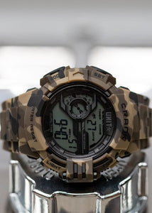 Mens Watch - Crank
