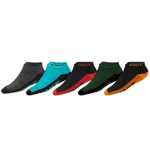 Unit Frequency Mens Socks - Lo Lux - 5 Pack