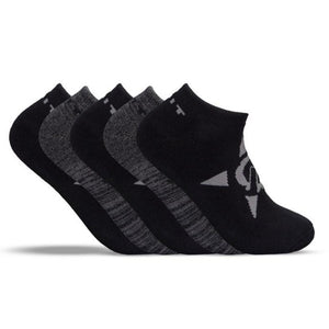 Unit Mens Bamboo Socks - No Show - Void