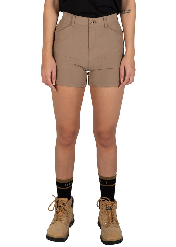 Unit Ladies Workwear Short - Lightweight - Flexlite